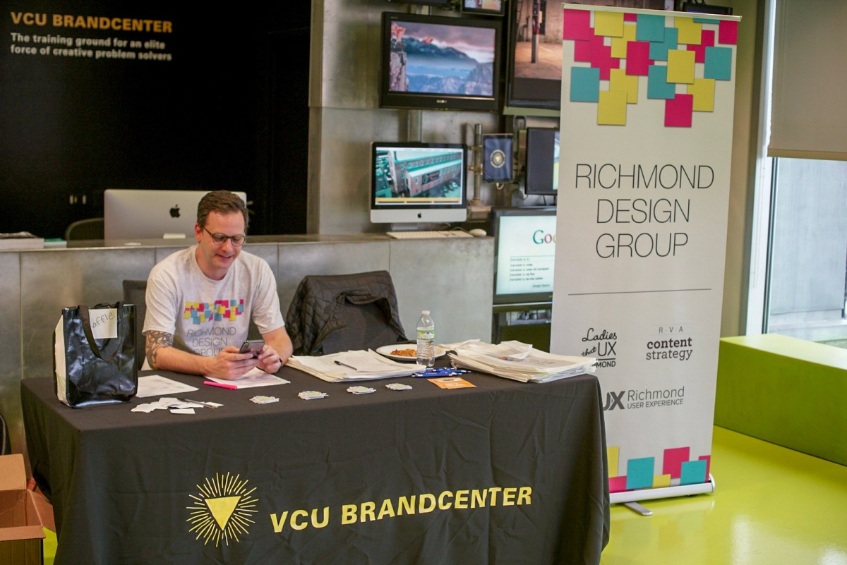 World IA Day 2019 at VCU Brandcenter